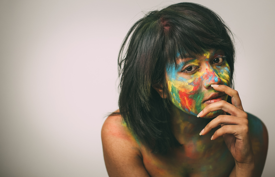 Week 1: Self Portrait