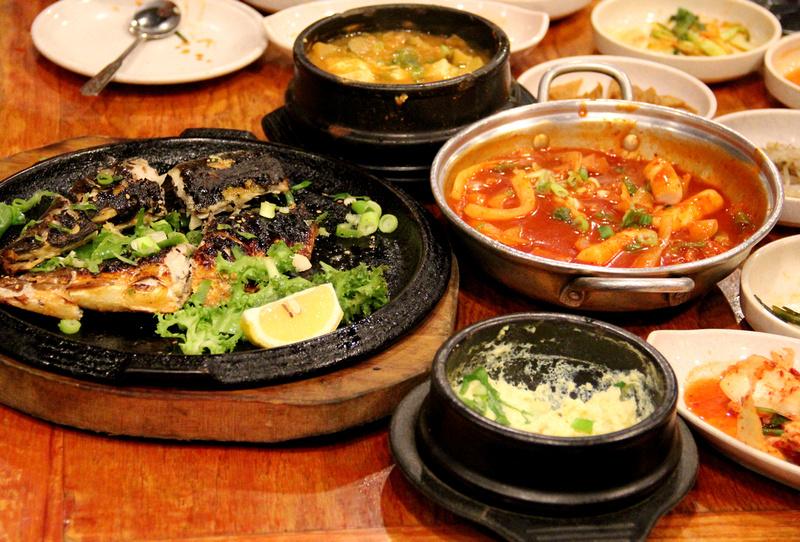 ms vitri photos food korean cuisine. Black Bedroom Furniture Sets. Home Design Ideas