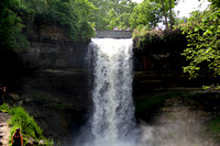 Minnehaha Waterfall